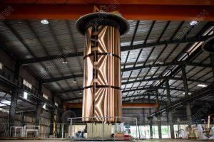 Lò Mạ PVD Inox Đa Hình có công suất và kích thước lớn nhất miền Bắc